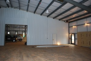 American Dornier metal building by Humphrey Construction
